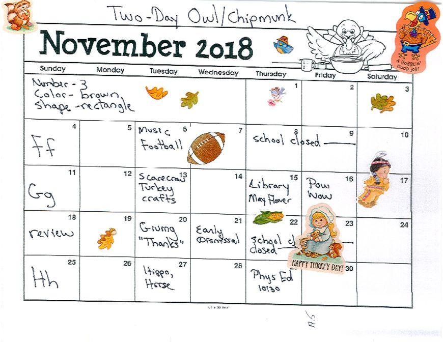 thumbnail of 2Day-Chipmunks-Owls-Nov